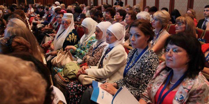 Международный женский Конгресс,Казань, август 2014 — часть 1