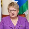 Starostina O. -Member of the Federation Council-representative of the Executive body of state power of the NAO