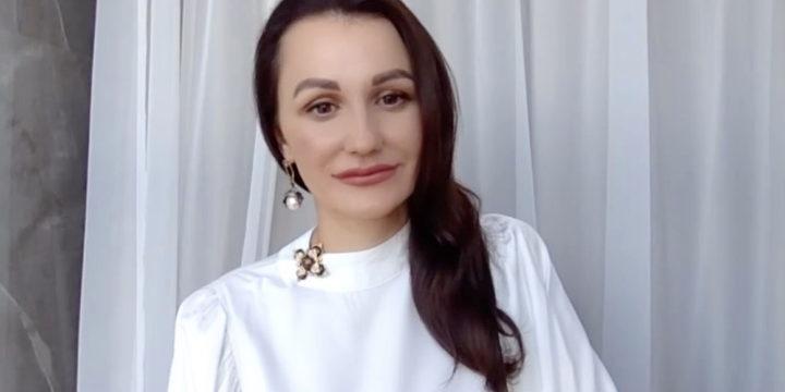 Интервью Анны Василец телеканалу Совета Федерации «Вместе-РФ».