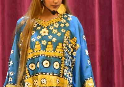 Fashion show from Iraqi designers!